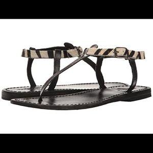 NIB Freebird by Steven Carib flat thong sandals